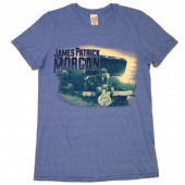James Patrick Morgan Heather Royal Tee